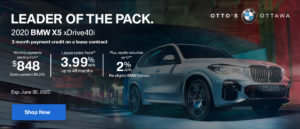 X5 Drive30i Special Offer