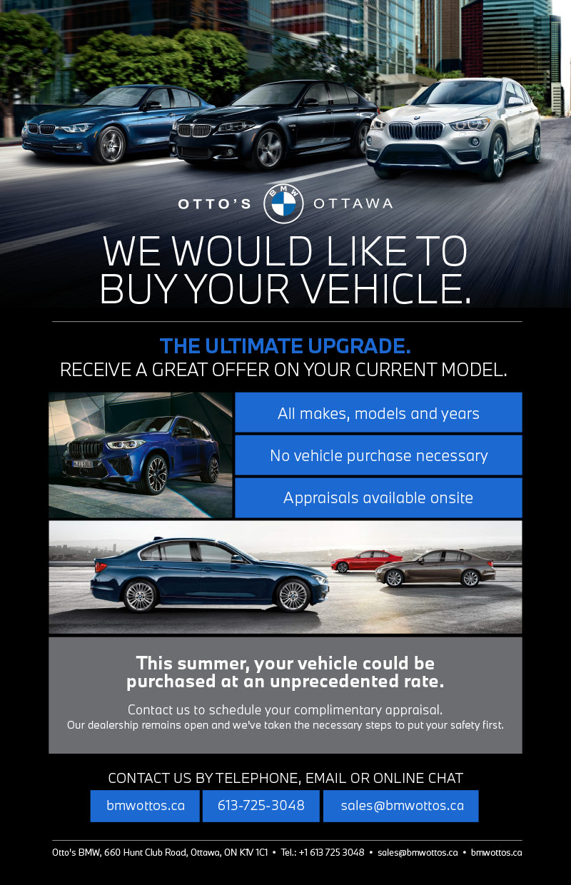 Bmw Upgrade Emailer 1