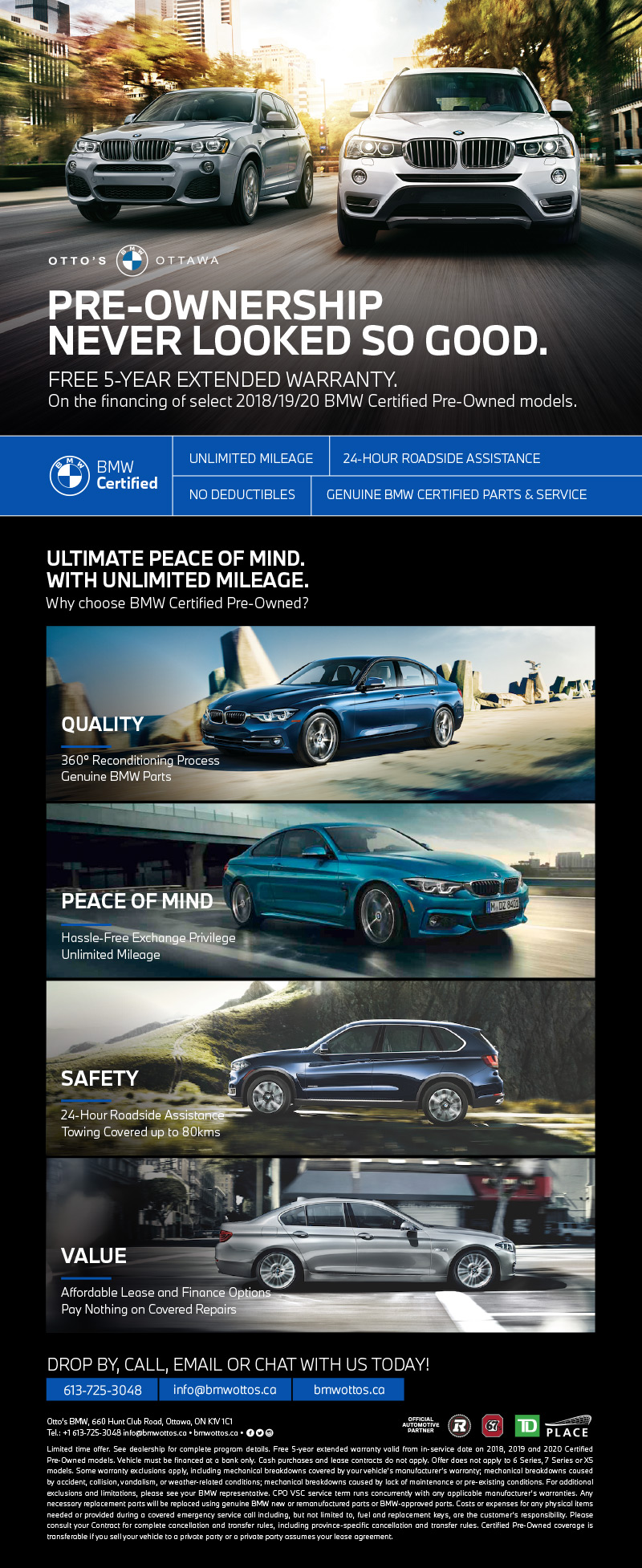 Bmw Preowned Emailer 1