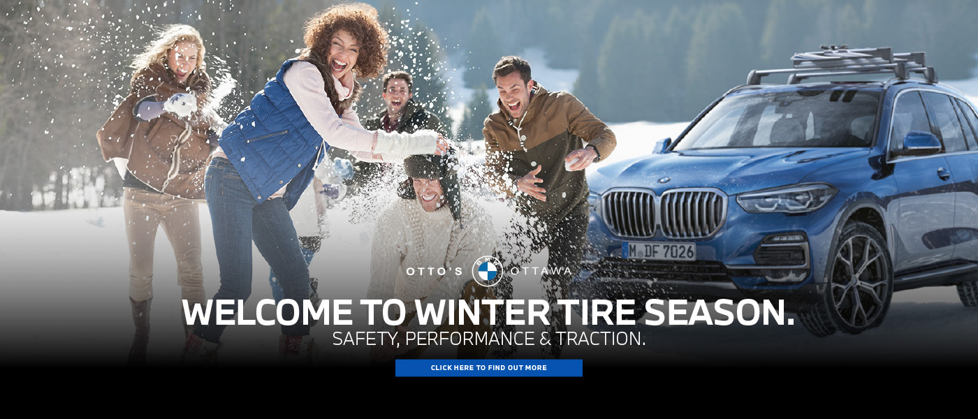 Bmw Wintertire Slide 1