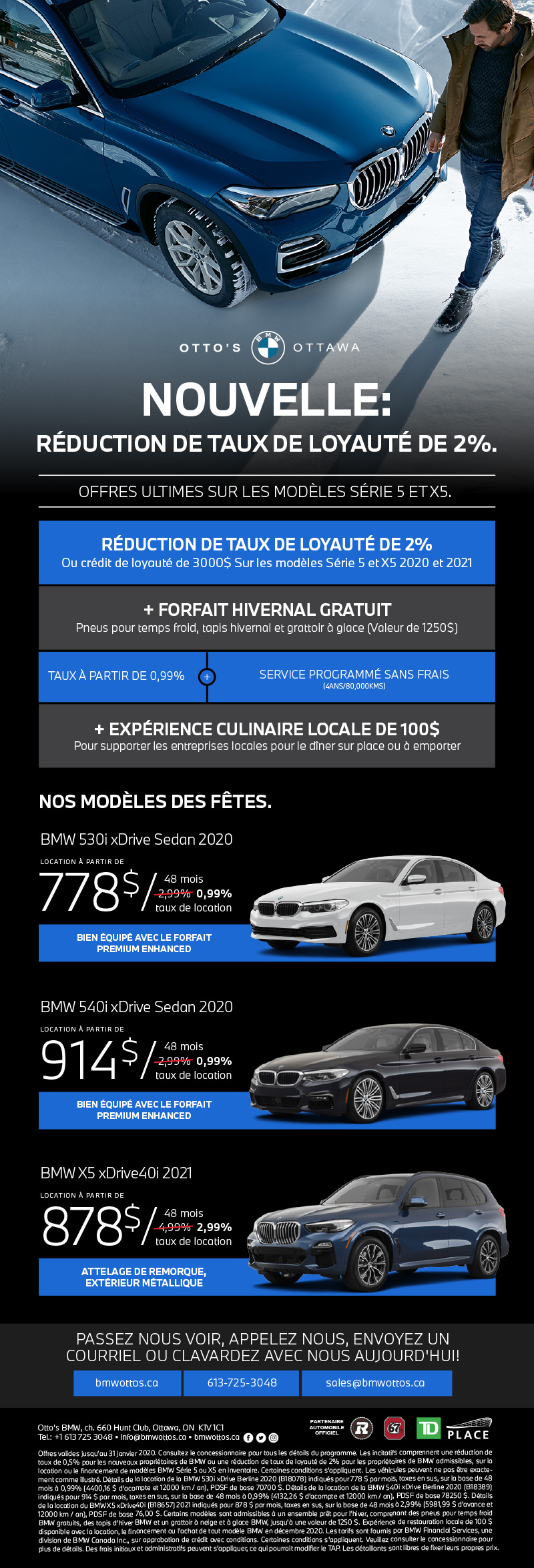 Bmw Holiday5 X5sale Emailer 2