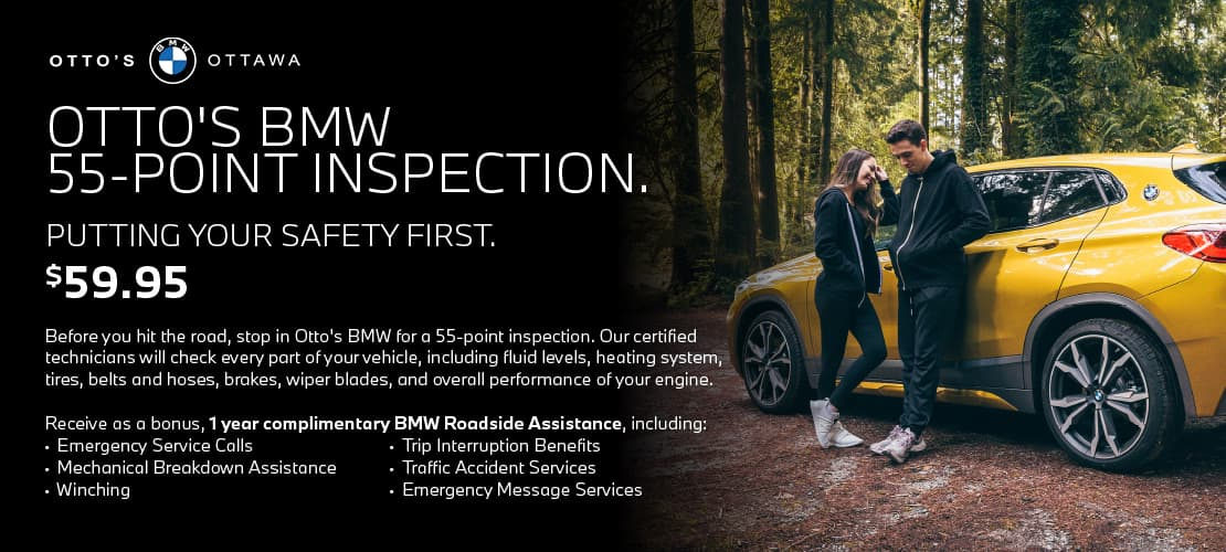 55 Point Inspection Promo