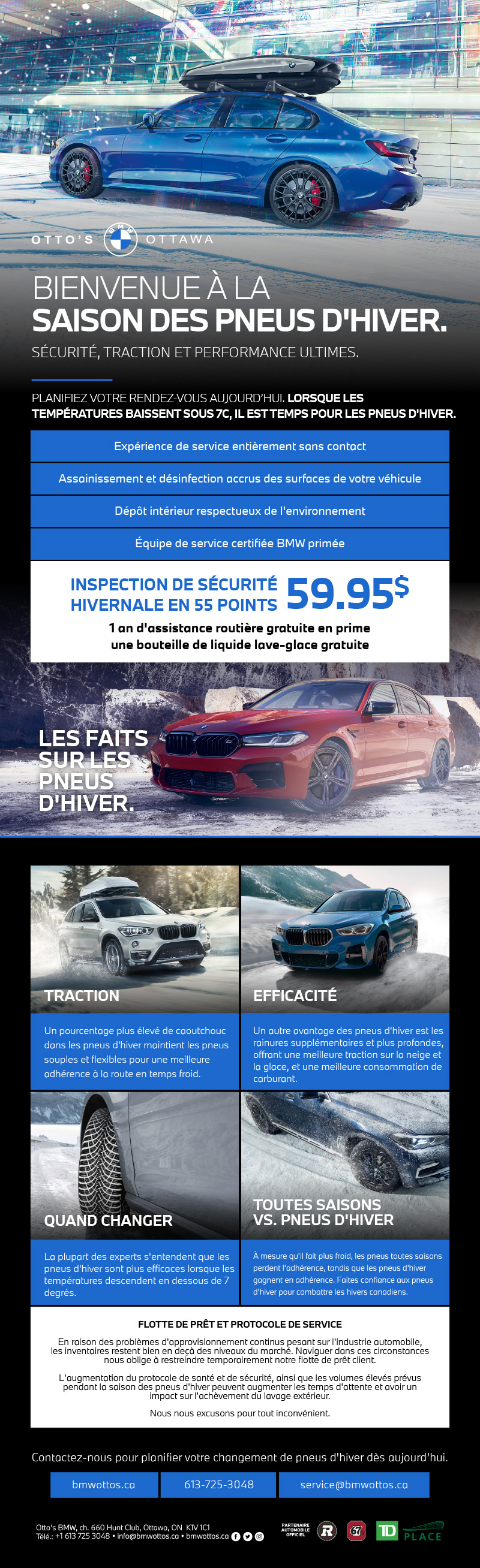Bmw Winter Tire Fw2021 Emailer 2