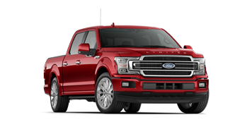 2019 F-150 Limited in Red
