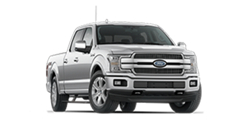 2019 F-150 Platinum in silver
