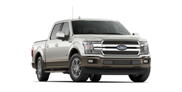 2019 F-150 King Ranch in grey