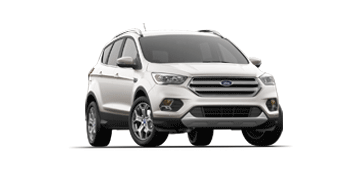 2019 Ford Escape Titanium in silver
