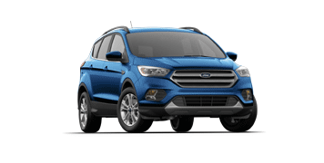 2019 Ford Escape SEL in blue