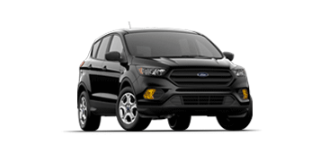 2019 Ford Escape S in Black