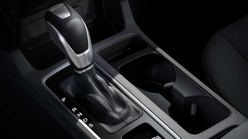 6-speed SelectShift ® automatic transmission