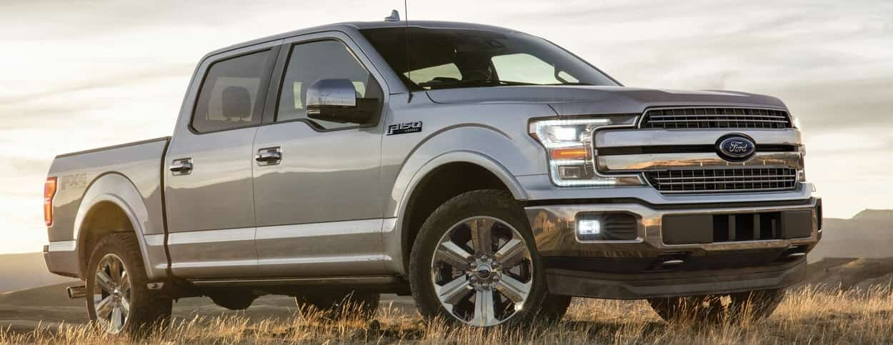 2019 F-150 LARIAT SuperCrew in Ingot SIlver