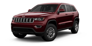 2019 Jeep Grand Cherokee Laredo in maroon