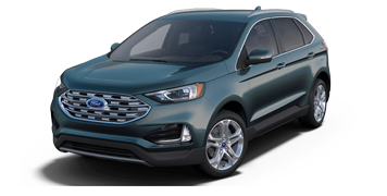 2019 Edge Titanium front three quarter view