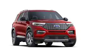 2020 Ford Explorer jellybean