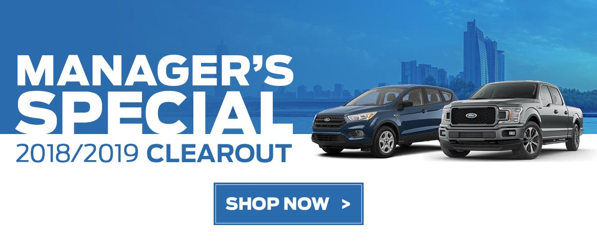 Your Choice Mississauga Ford Dealer | Whiteoak Ford in ON