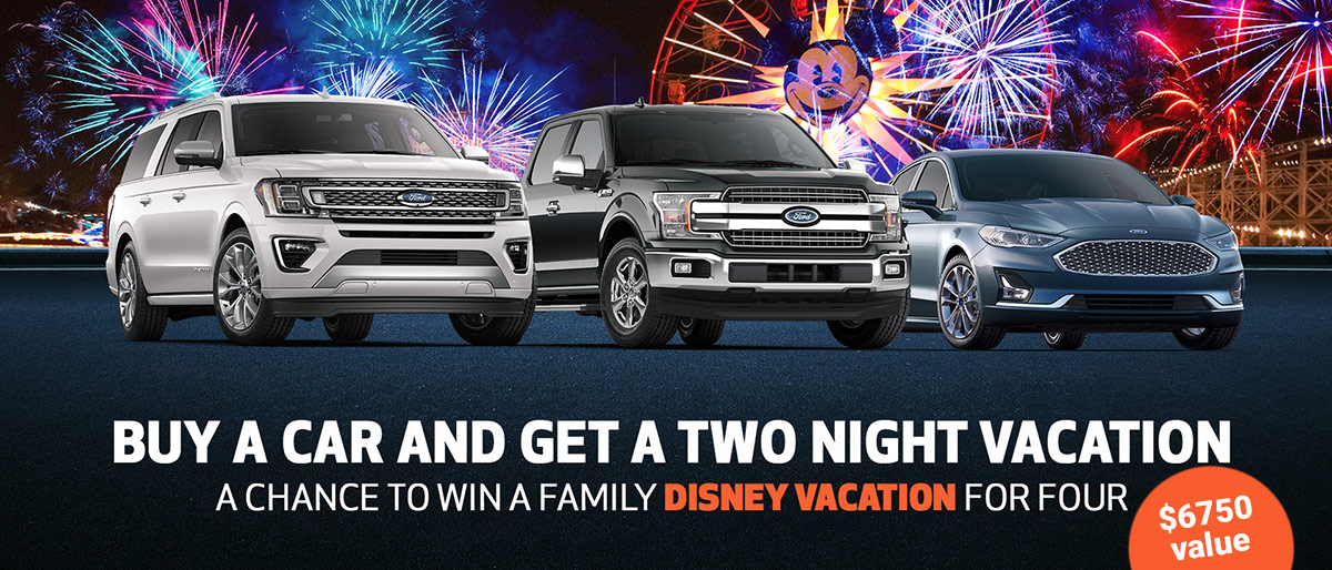 Disney Vacation Offer