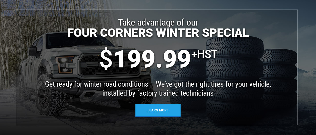 Winter Tire Special offer