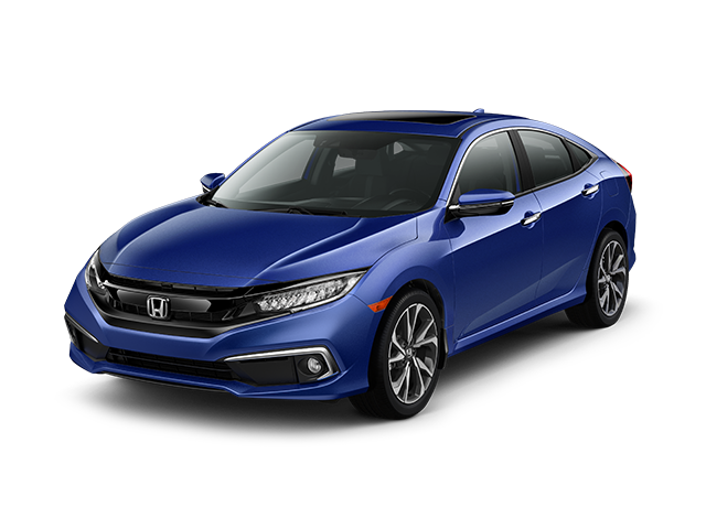 2019 Honda Civic at St. Albert Honda
