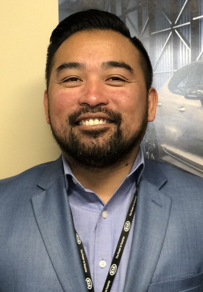 Ed Agapito - General Sales Manager