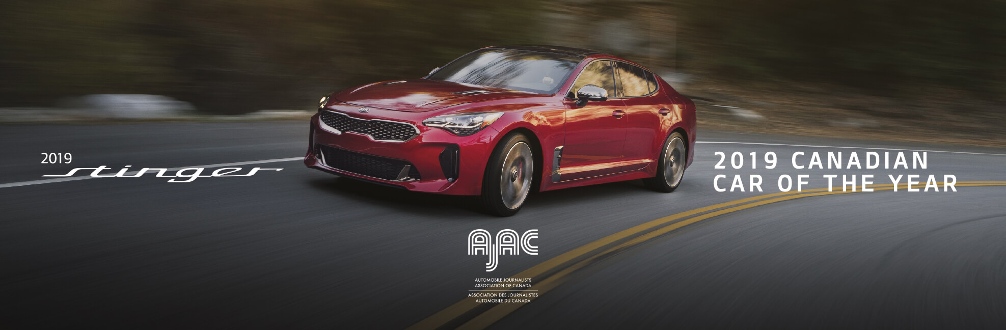2019 Red Stinger Model Front Side View