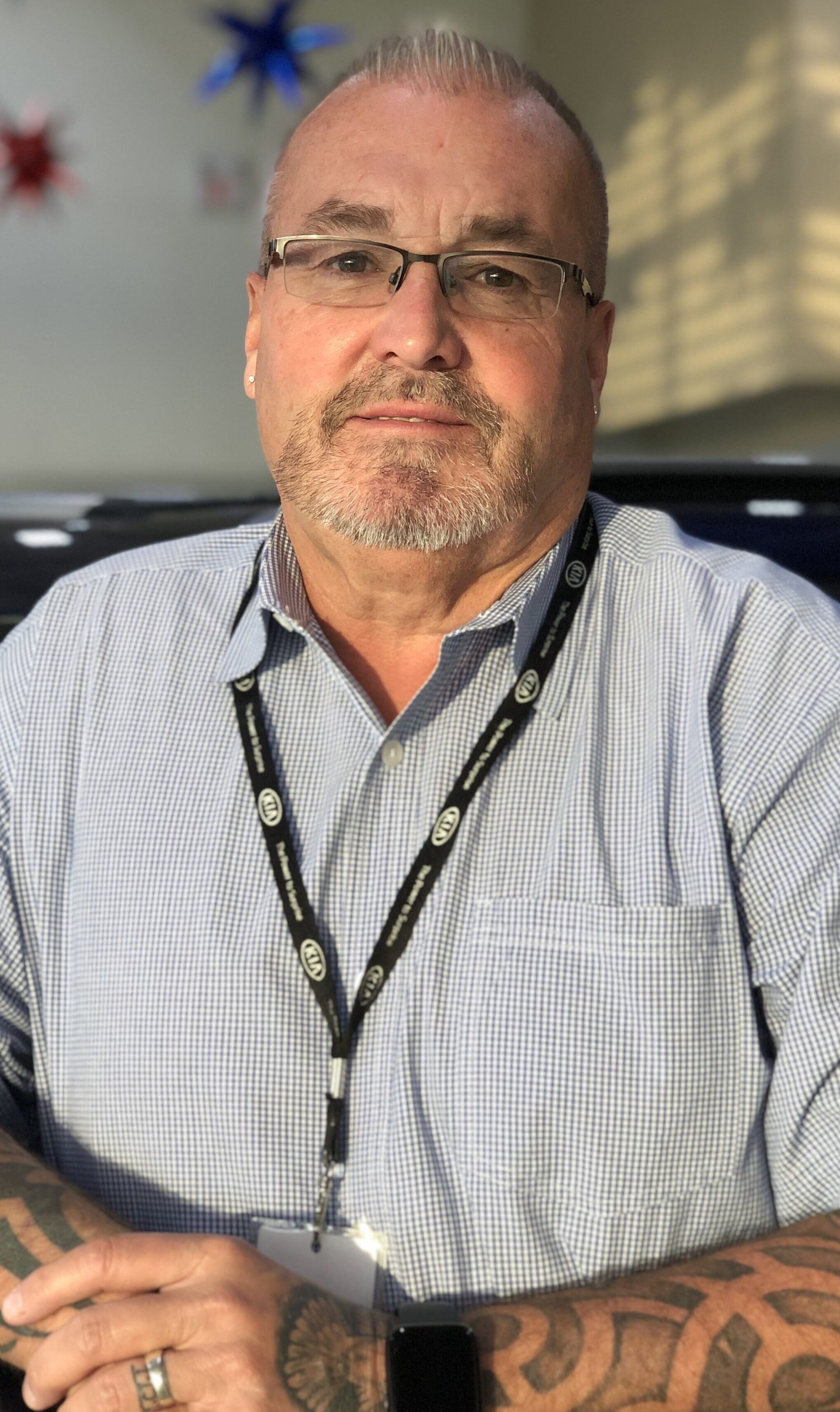 Wally Brooks - General Manager