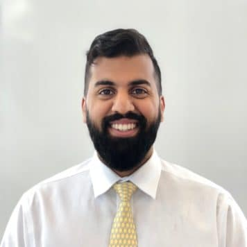 Nate Hirji - Sales Consultant & Delivery Specialist