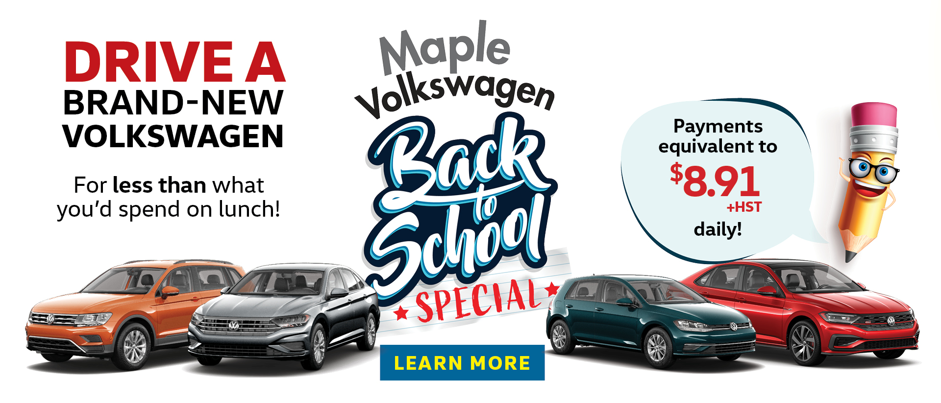 Discover New & Used Volkswagen Models at Maple Volkswagen