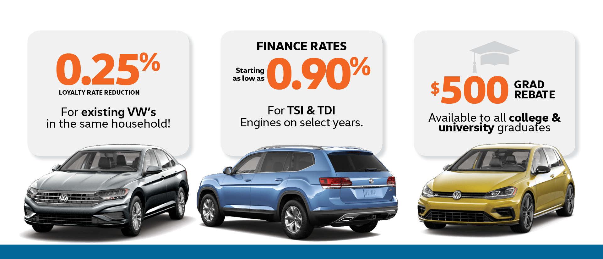 Pre Owned Offers at Maple Volkswagen