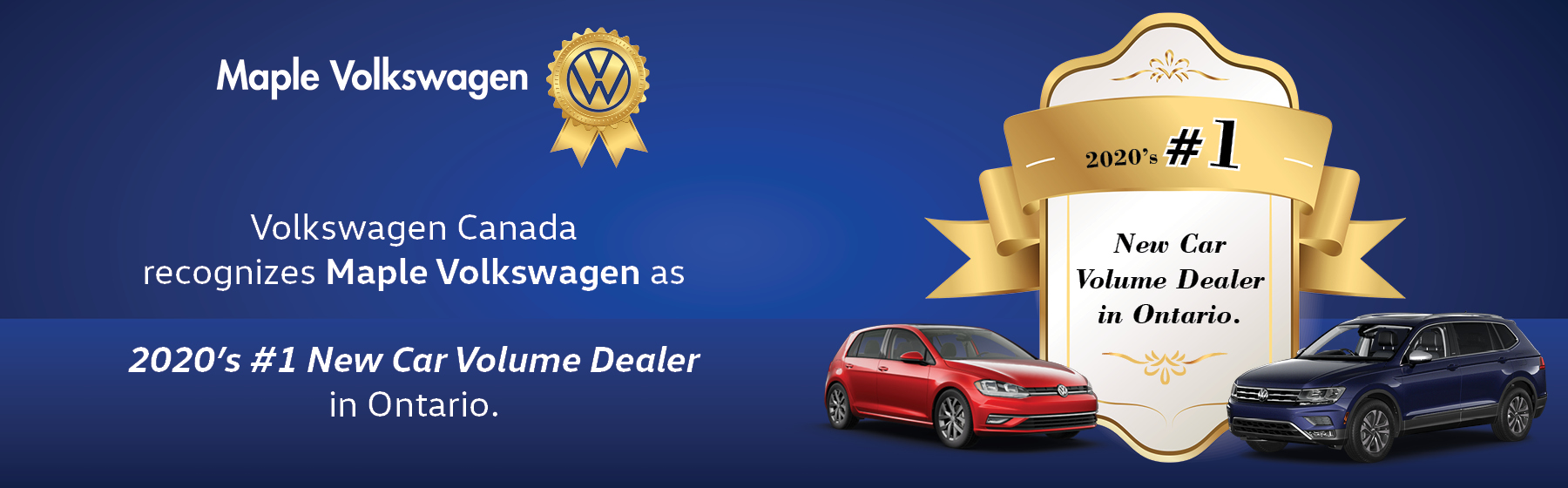 164a 21 Maple Volkswagen Vw Canada Award Feb 2021