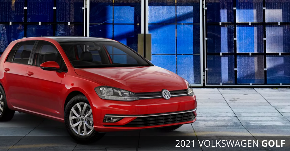 2021 Volkswagen Golf available at Maple VW