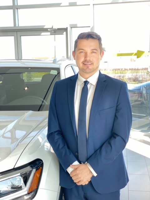 Tyler Walter - Pre-Owned Sales Manager