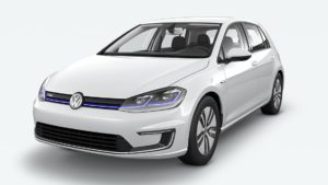 e-Golf Refreshed Design