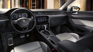 Arteon Interior Digital