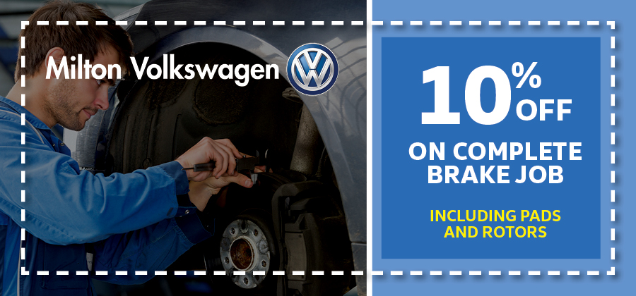 10% off on complete brake job