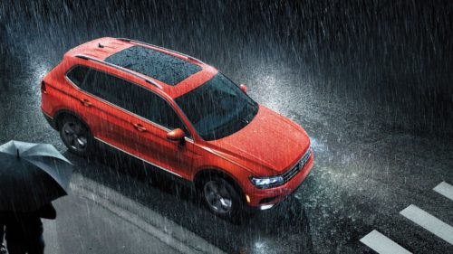 AWD being offered on the 2019 Tiguan