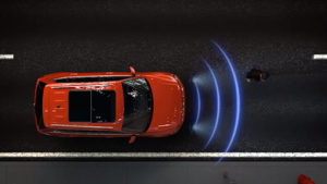 2019 Tiguan Safety Feature Front Assist