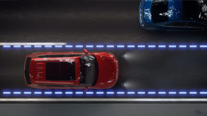 2019 Tiguan Safety Feature Lane assist