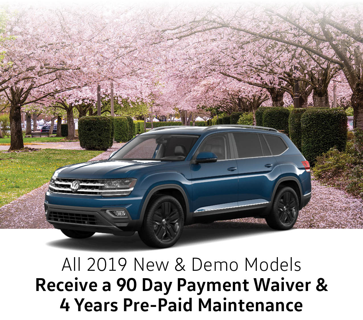 90 Day Payment Waiver Milton Volkswagen