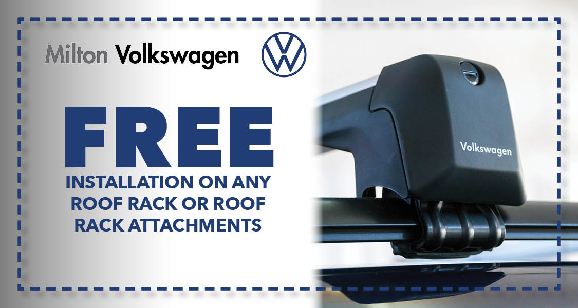 Free Installation on any roof rack or roof rack attachments