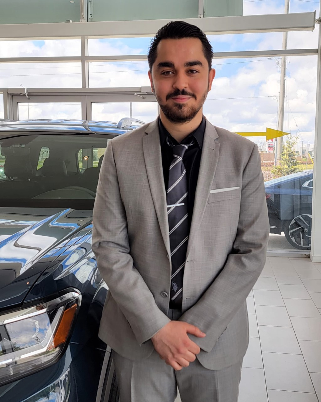 Tayeeb Anwarzada - Sales and Leasing Consultant