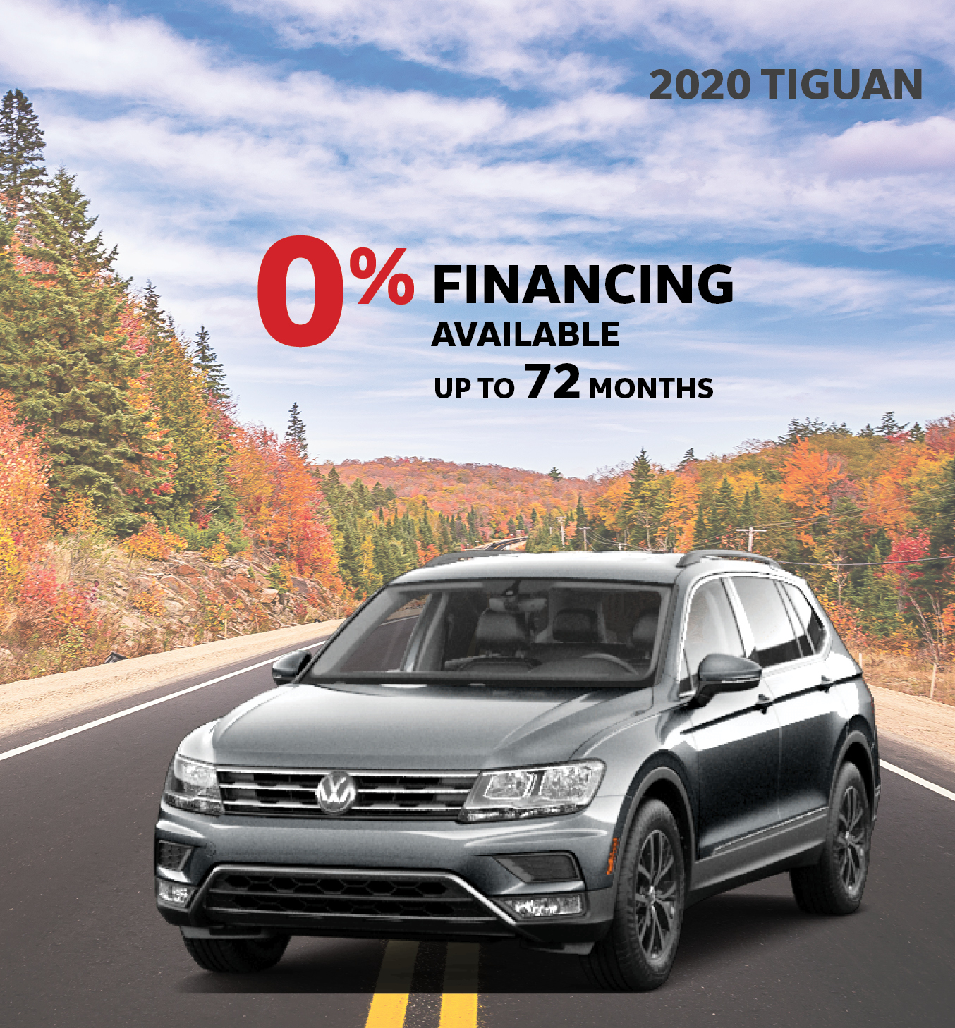 0% Financing Available For 72 Months