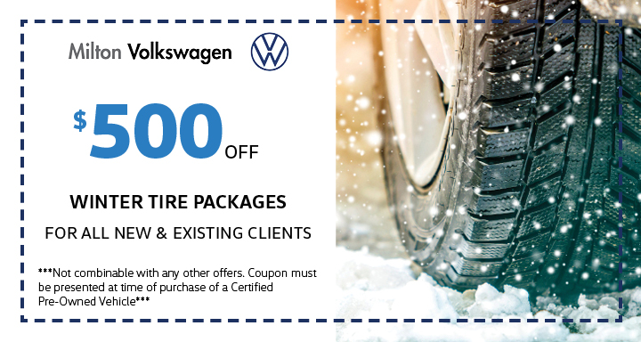 $500 Off Winter Tires