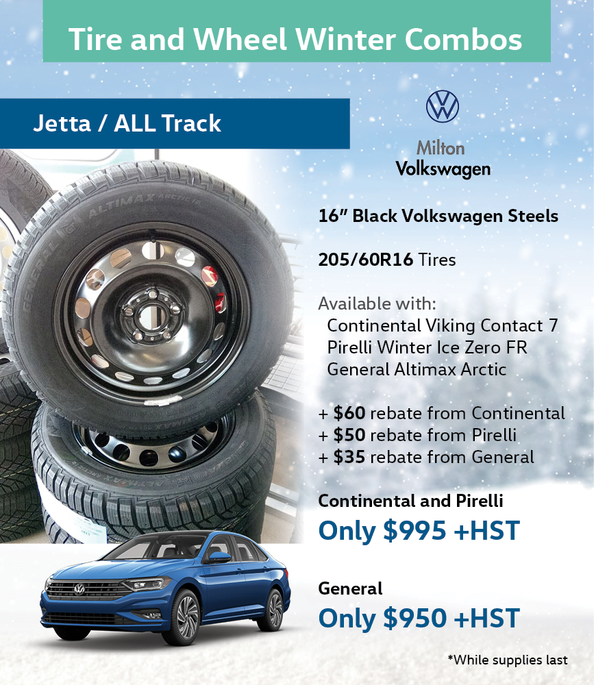 Jetta Winter Tire Special