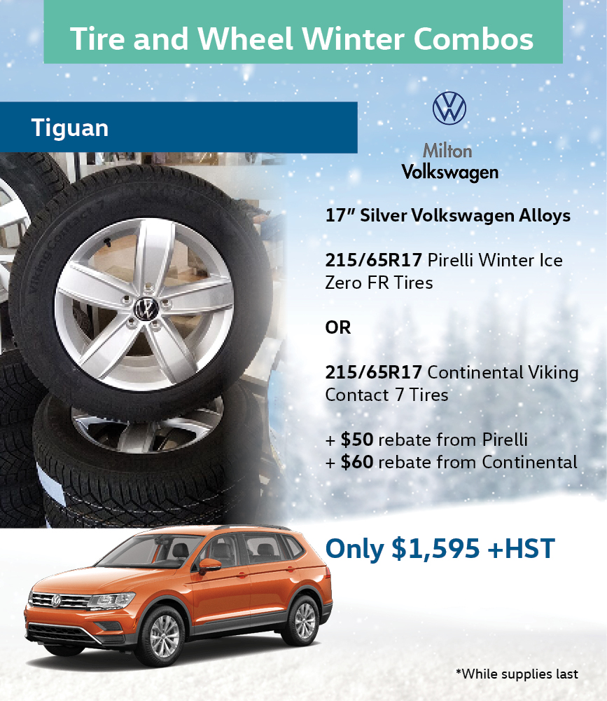 Tiguan Winter Tire Special Alloys