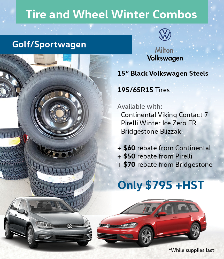 Golf Winter Tire Special Alloys
