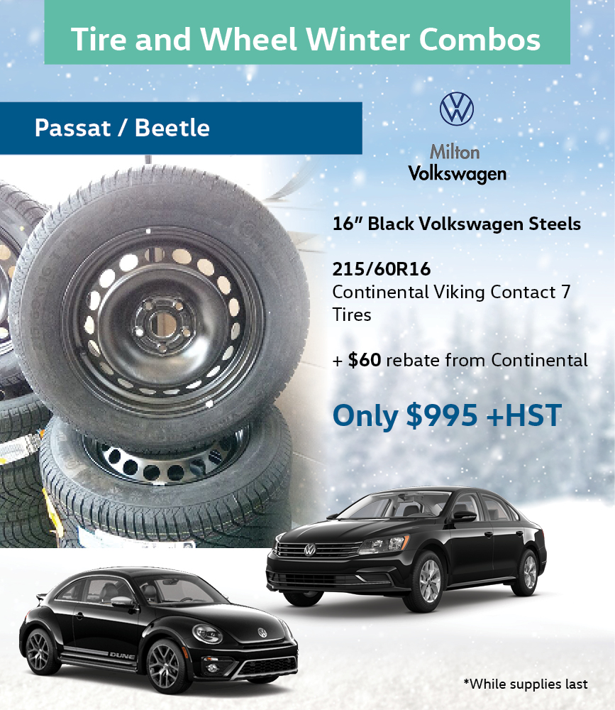 Passat Winter Tire Special