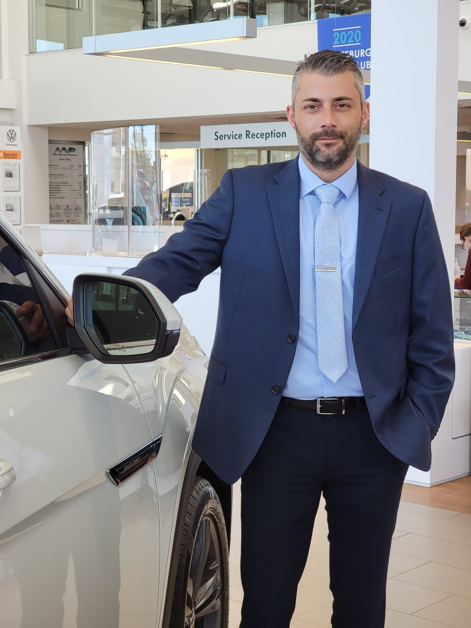 Florin Trif - New Car Sales Manager