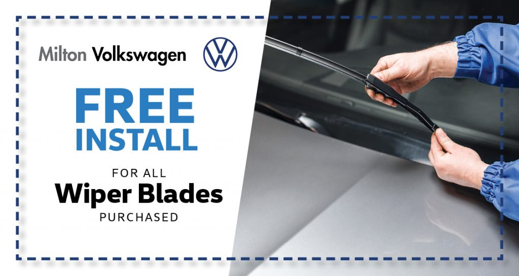 Free Install For All Winter Blades