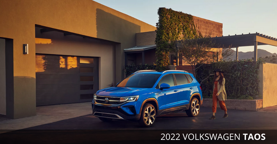 2022 Volkswagen Taos Available at Milton VW