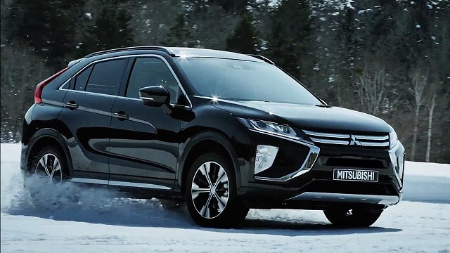 Black 2018 Eclipse Cross